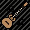 guitar, hawaii, music, orchestra, ukulele icon