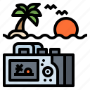 camera, hawii, image, photo, photography icon