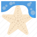 hawaii, life, star, starfish icon
