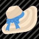 western, beach, fashion, hawii, hat