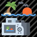 camera, hawii, image, photo, photography icon
