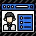 personal, profile, cv, curriculum, browser, resume