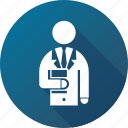 doctor, medical, physician, specialist icon