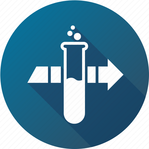 chemistry, experiment, lab, laboratory, process, research, test, tube icon