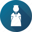 health, midwife, nurse, staff, woman icon