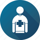 aid, crew, emergency, first, hospital, nurse, paramedic icon