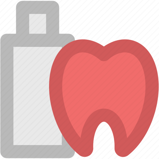 dental care, dental cleanliness, dental hygiene, human tooth, toiletries, toothpaste, wellbeing icon