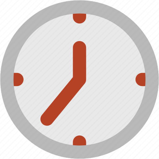 clock, round, time keeper, timepiece, timer, wall clock, watch icon