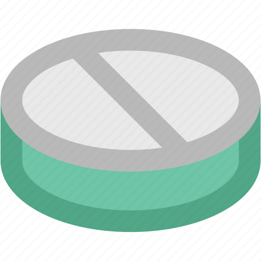 medical drug, medical pill, medication, medicine, pill, table icon