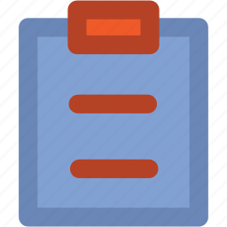 clipboard, diet chart, medical chart, medical report, medications, medicines list icon