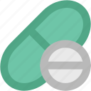 capsule, drugs, medical pills, medications, medicines, pills, tablets icon