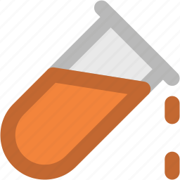 blood analysis, blood sample, hematology, lab equipment, laboratory concept, laboratory element, test tube icon
