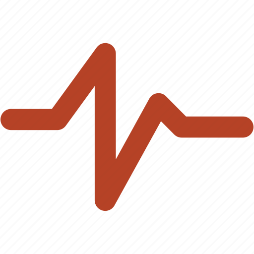 healthcare, heart, heartbeat, lifeline, pulsation, pulse, pulse rate icon