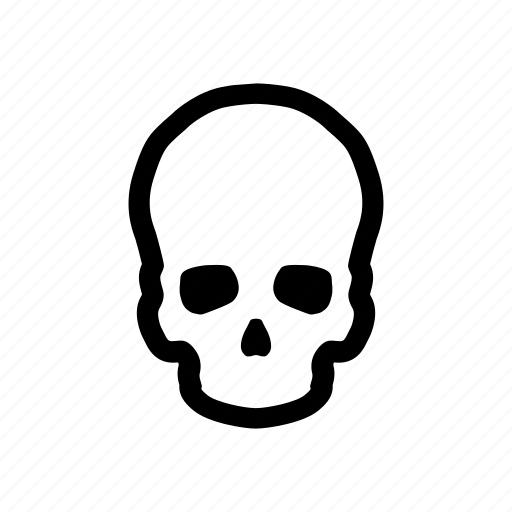 death, delete, health, medicine, skull icon