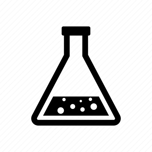 experiment, health, laboratory, medicine, science icon