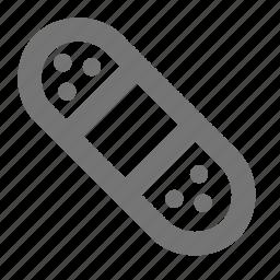 bandage, bandaid, healthcare icon