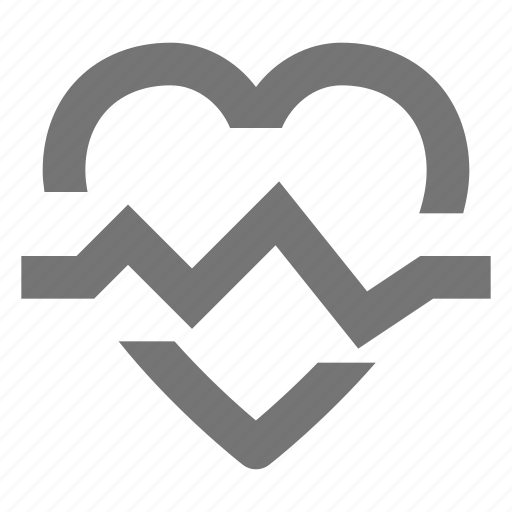 beat, health, heart, hospital, medical, pulse, valentine icon