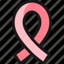 medical, ribbon, cancer