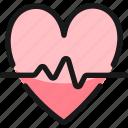 monitor, heart, beat
