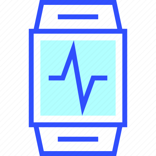 Game, health, fit, smartwatch, fitness icon