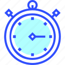fit, fitness, game, health, stopwatch icon