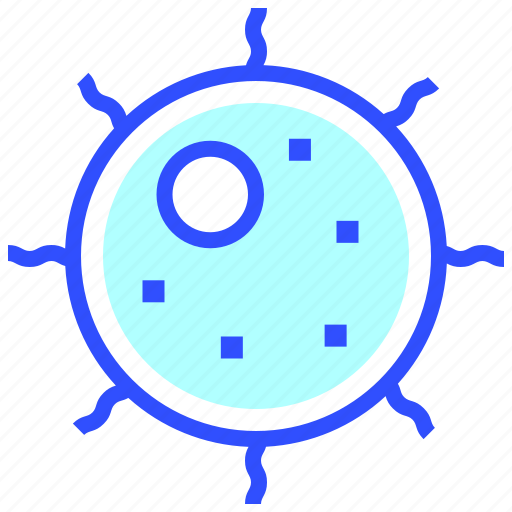 fit, fitness, game, health, virus icon