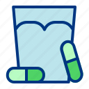 check up, control, doctor, health, medical, medicine icon