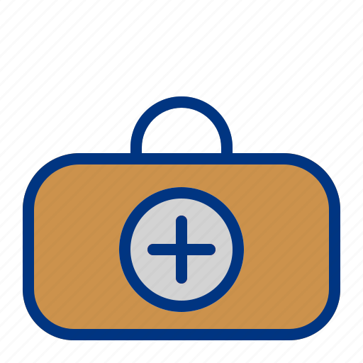 emergency, first aid, medical kit, tool kit icon