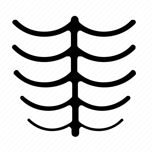healthcare, ribcage icon