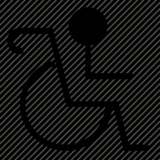 access, disabled, handicap, healthcare icon