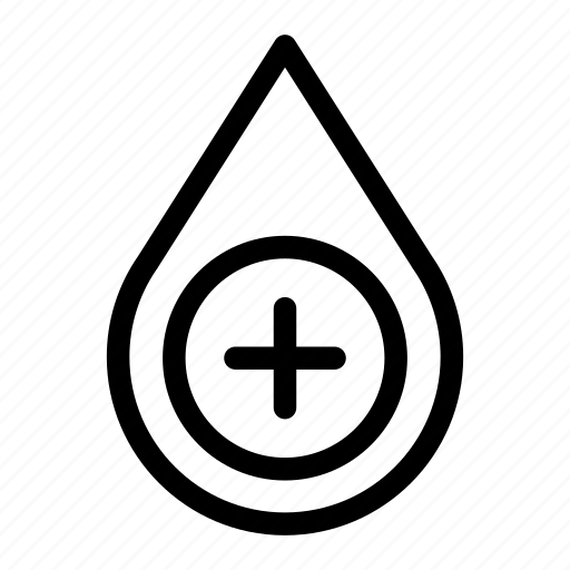 Add, blood, health, medical, treatment icon - Download on Iconfinder