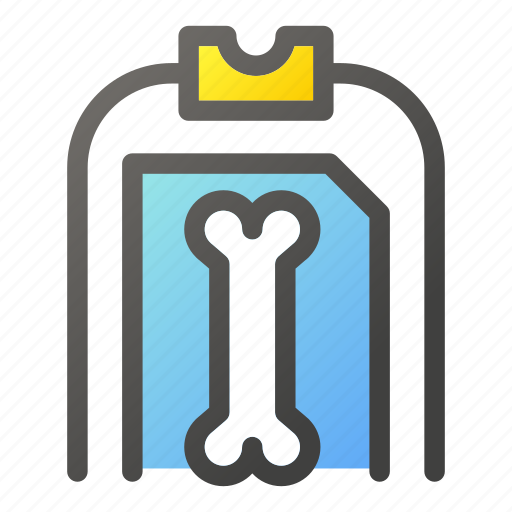 Bone, clipboard, document, health, healthcare, medical icon - Download on Iconfinder