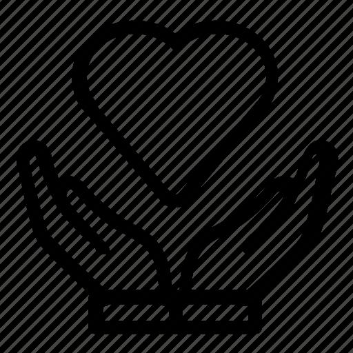 favorite, healthcare, heart icon
