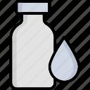 medicine jar, pills, medicine bottle, drugs, syrup bottle icon