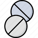 capsule, drugs, medical pill, medicine, tablets icon