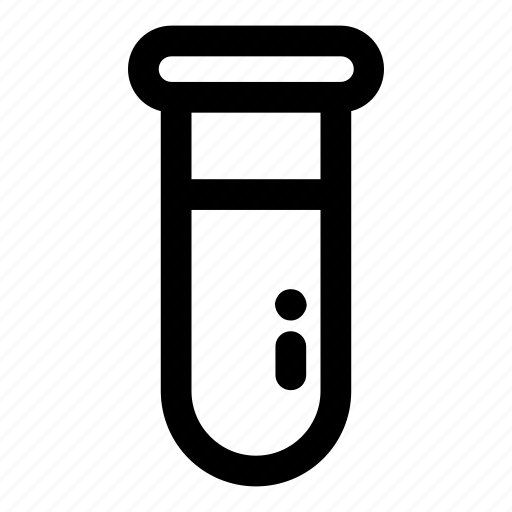 checmistry, chemical, medical, science, test, tube icon