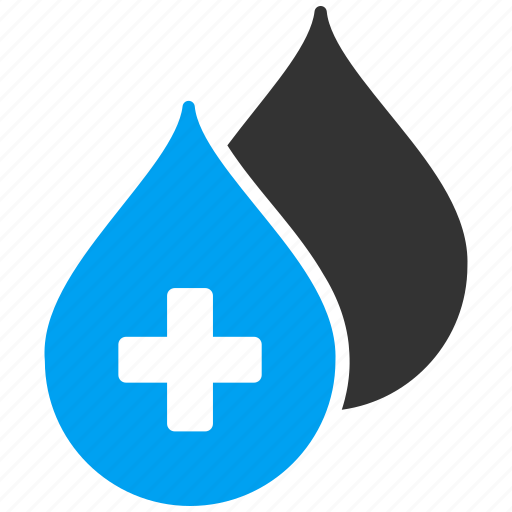 drops, eye, healthcare, liquid, medical, treatment, water icon