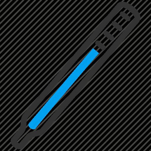 gauge, measure, measurement, mercury, meter, temperature, thermometer icon