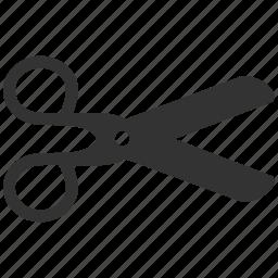 cut, cutter, cutting, scissor, scissors, surgery, tool icon