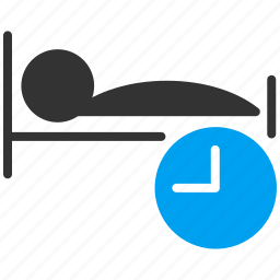 bed, dream, night, patient, sleep, sleeping, time icon