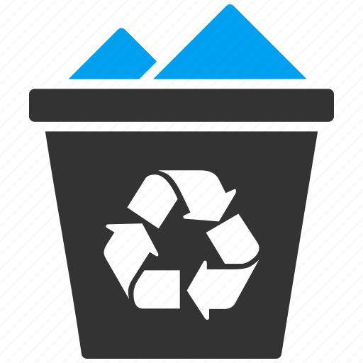 Can, trash, bin, garbage, recycle icon - Download on Iconfinder