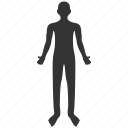 body, human, male, man, patient, person, profile icon