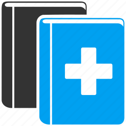 archive, book, documents, education, library, medical books, office icon