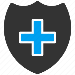 antivirus, guard, medical shield, protect, protection, safety, security icon