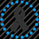 solidarity, hiv, ribbon, sympathy, tie, active, position