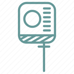 antibody, infuse, medical, opname icon