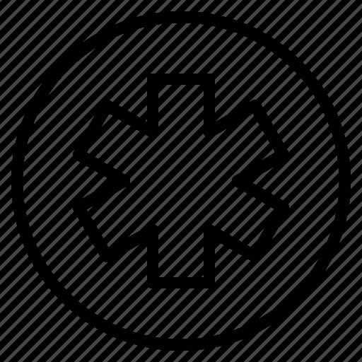 Medical, sign, care, health, hospital icon - Download on Iconfinder