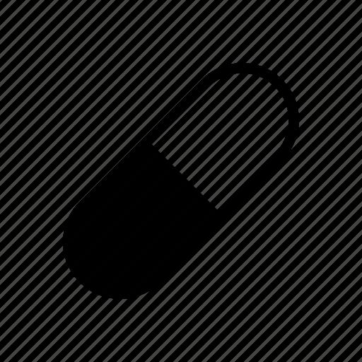 capsule, drug, healthcare, medicine icon