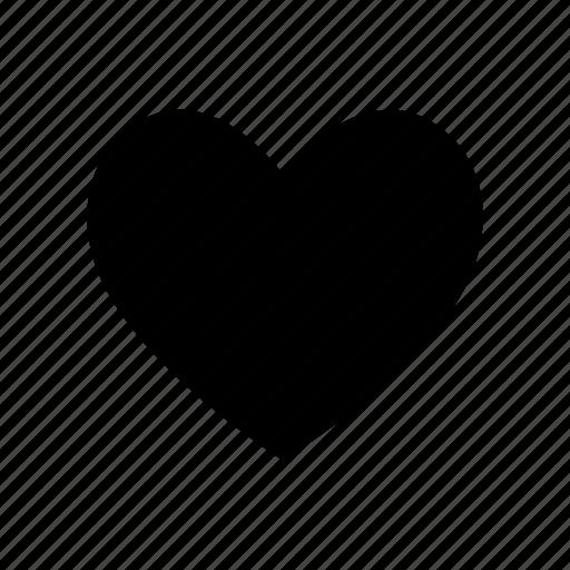 heart, love, romantic, valentine icon