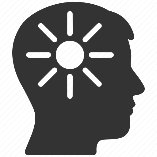 brain, brainstorming, head, human, idea, memory, mind icon